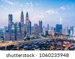 Cityscape Of Kuala Lumpur...