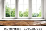 table background and window... | Shutterstock . vector #1060287398