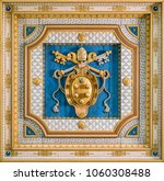 Medici Popes Coat Of Arms In...