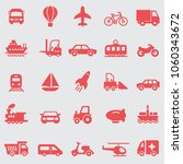 travel  icon set.vector | Shutterstock .eps vector #1060343672