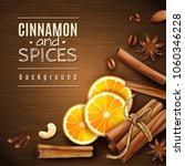 Cinnamon Sticks  Orange Slices  ...