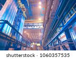 metallurgical production ... | Shutterstock . vector #1060357535