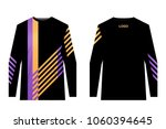 jersey design for extreme... | Shutterstock .eps vector #1060394645