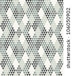 seamless geometric background   ... | Shutterstock .eps vector #106050902