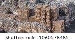 paper recycling circular... | Shutterstock . vector #1060578485