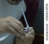 amphetamine drug smoking | Shutterstock . vector #1060614056