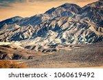 barren mountains of death...   Shutterstock . vector #1060619492
