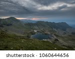 balea lake and transfagaras... | Shutterstock . vector #1060644656