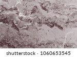 marble texture. vector texture... | Shutterstock .eps vector #1060653545