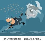 vector illustration of an... | Shutterstock .eps vector #1060657862