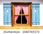 Typical Bavarian Window At A...