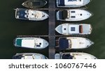 aerial top down picture of... | Shutterstock . vector #1060767446