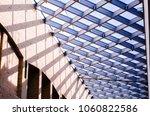 glass roof of the window | Shutterstock . vector #1060822586