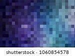 dark pink  blue vector low poly ... | Shutterstock .eps vector #1060854578