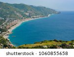 teatro antico di taormina ...   Shutterstock . vector #1060855658