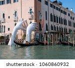 venice  italy   13 may 2017   ... | Shutterstock . vector #1060860932