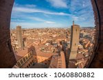Top View Of Bologna Through Th...