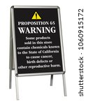 acrylamide warning on coffee...   Shutterstock . vector #1060915172
