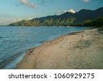 pemuteran beach  bali ...   Shutterstock . vector #1060929275