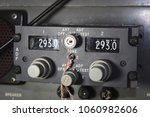 Small photo of Control ADF , Control unit of ADF receiver , Navigation system ,Avionics equipment with maintenance.