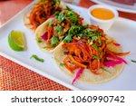 Small photo of Takos de Pollo Mexican Shredded Chicken Takos