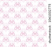 abstract seamless pattern.... | Shutterstock .eps vector #1061032775