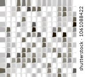 mosaic vector background.... | Shutterstock .eps vector #1061088422