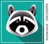 illustration of a cute little... | Shutterstock .eps vector #1061102096