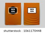 light orange vector pattern for ...