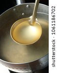 Small photo of Dashi, Japanese soup stock