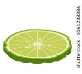 bergamot cartoon vector. free... | Shutterstock .eps vector #1061238386
