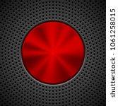 black technology background... | Shutterstock .eps vector #1061258015