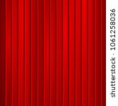 red metal technology background ... | Shutterstock .eps vector #1061258036