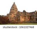 phanom rung historical park... | Shutterstock . vector #1061327468