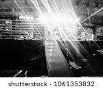 Small photo of Stagehand watches the show from backstage