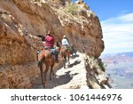 grand canyon village  usa  ...   Shutterstock . vector #1061446976