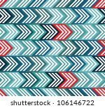 geometric seamless pattern with ... | Shutterstock .eps vector #106146722