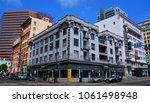 an diego ca usa april 08 2015 ... | Shutterstock . vector #1061498948
