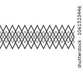 tile black and white vector...   Shutterstock .eps vector #1061523446
