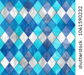 Argyle Seamless Plaid Pattern....