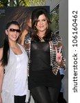 Постер, плакат: Kimberly Kardashian and Khloe