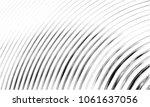 digital fractal art. computer... | Shutterstock .eps vector #1061637056