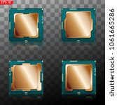processor  computer brain ...   Shutterstock .eps vector #1061665286