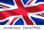Vector Image Of United Kingdom...
