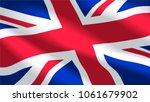 vector image of united kingdom... | Shutterstock .eps vector #1061679902