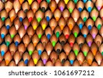 A Lot Of Colored Pencils...