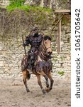 provins  france   march 31 ... | Shutterstock . vector #1061705642