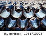 new gas piplines for nord... | Shutterstock . vector #1061710025