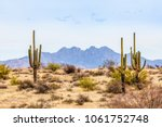 Four peaks  a prominent...