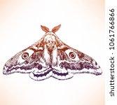 hand drawn illustration of the... | Shutterstock .eps vector #1061766866